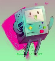Play With BMO by Kiuow