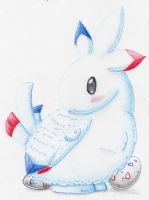 Togekiss by raffine-chan