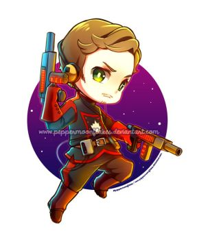 [GotG] Annihilation: Star Lord by PepperMoonFlakes