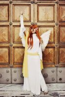 Bleach - Orihime Angel (Original) - The SC Cosplay by theSCcosplay