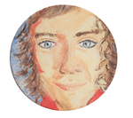 Harry Styles in pastel by MiniSweetx