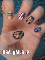 USA Nails 2 by Ninails