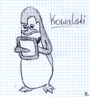Kowalski by Korejj