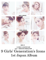 SNSD Pack Icons by xX-Peach-Xx