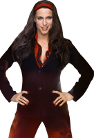 WWE 2K14: Stephanie McMahon Render Cutout by ThexRealxBanks