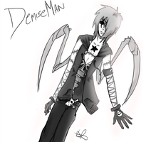 For DemiseMan by Kunehoyo