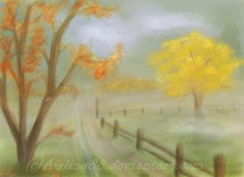 Autumn Fog by Aisling88