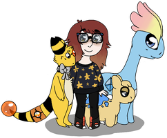 gym leader pansy wants 2 fite by FLU0URITE