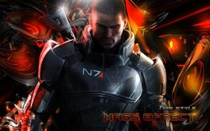 MASS EFFECT by Luis6594