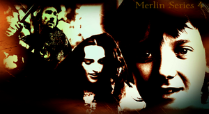 Merlin Series 4 Wallpaper FM by TwilightxGirl