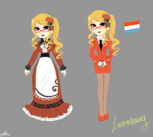 APH - Luxembourg by DinoTurtle
