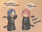 Zexion is emo. by Callette