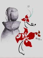 for Kanta: red BLooM by helloleek
