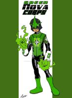 Green Nova Corps by wonderfully-twisted