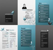 Resume or CV by sutulf