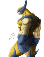 they call me wolverine by joejr2
