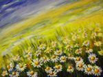 Daisy Field by ErynLuin