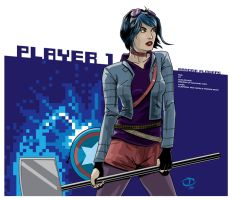 Character Select: Ramona by Tloessy