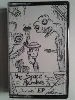 The Space Microbes + some tentacle monsters !!! by 9-Heart