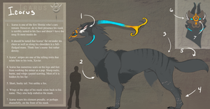 Icarus Reference: Updated by Bleu-Bells