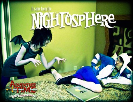 It Came from the Nightosphere by junkyard-king