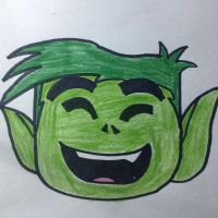 Beast Boy (Teen Titans Go) by Trovoltz