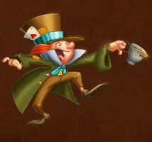 Hatter by myaeonfluxproject