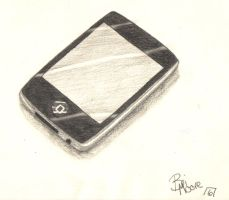 IPod Touch by generalbrievous