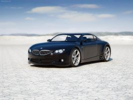 BMW M-Zero Concept by taghi