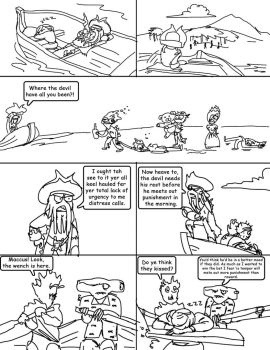 Davy Jones' Day Off pg 115 by Swashbookler