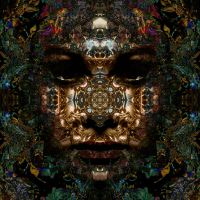 fractal face25 by ordoab