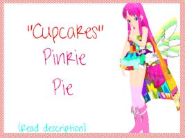 "MMD: ""Cupcakes"" Pinkie Pie +DL by MikuMikuLiv"