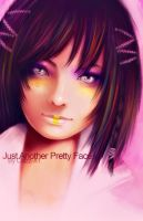 Pretty Face by Clazz-X1
