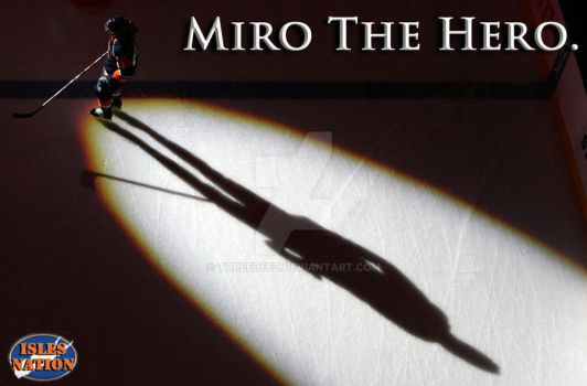 Miro the Hero by threedeez