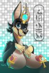 Egypt doggie by Don-ko