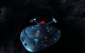 U.S.S. Itasca On An Science Survey by tj-hawk