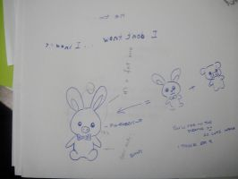 Pig-Rabbit and notes by MelodicInterval