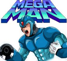 Megaman by IlCapoBianco