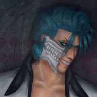 Grimmjow Jeagerjaques by mariatresh