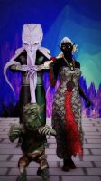 Denizens of the Underdark by archangel72367