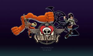 Skullgirls by Exael-X