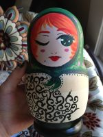 Russian Doll by Noal
