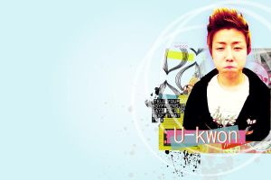 U-KWON wallpaper by GHDOOO32