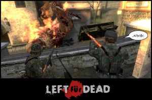 Left fur Dead 01 by DaemonofDecay