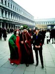 Feliciano, Dante and Beatrice in Venice by Chocho-Takeda