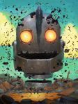 The Rusted Giant by AlexKonstad