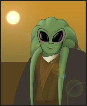Kit Fisto by spine399