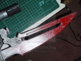Retro Lancer  - foam construction by Old-Trenchy