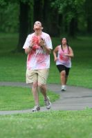 Zombies at the Triathlon -- 1 by juliekswenson