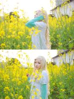 Hanamoto Hagumi - Honey and Clover-06 by MissAnsa